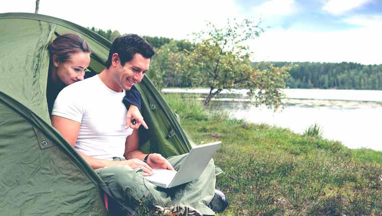 Campeggio ranocchio camping lago di como piano porlezza for Listino prezzi lago